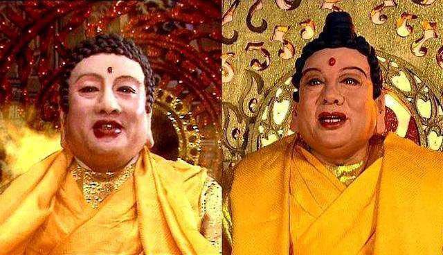 Vai diễn Như Lai Phật Tổ do Chu Long Quảng đảm nhận.