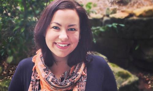 Chị Michelle Thompson-Laing đã áp dụng những cách đơn giản để giảm đáng kể chi phí dùng điện của gia đình mình. Ảnh: Supplied.