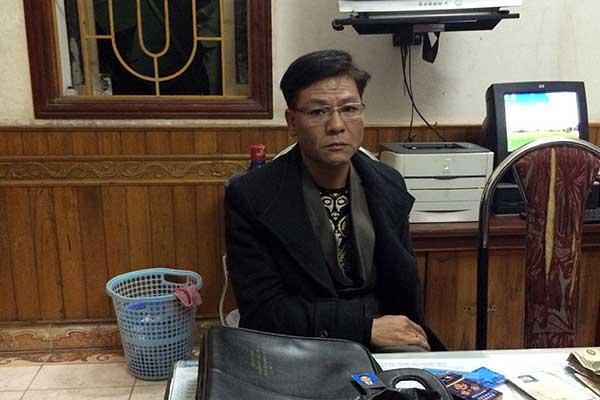 Trùm ma túy Nguyễn Thế Sơn giả danh công an để buôn ma túy