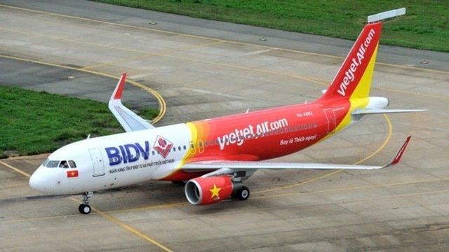 Máy bay Vietjet Air phải hạ cánh khẩn cấp để cứu nữ hành khách Hàn Quốc bị khó thở