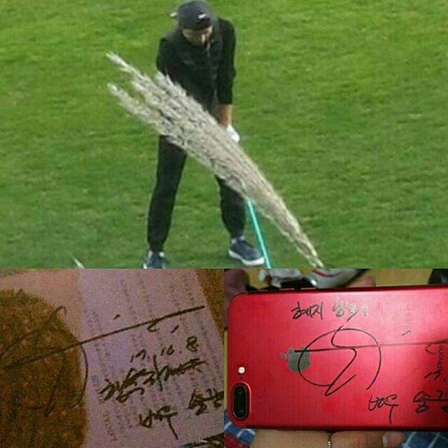 Sắp làm chú rể, Song Joong Ki tranh thủ tận hưởng thời gian độc thân sắp hết để đi đánh golf