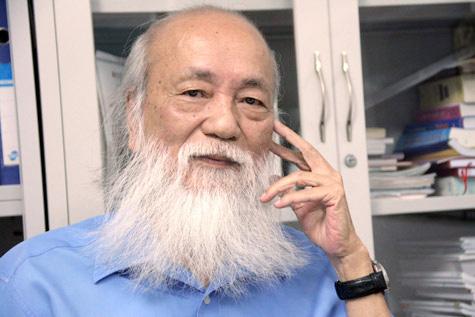 PGS.TS. Văn Như Cương (1937-2017).