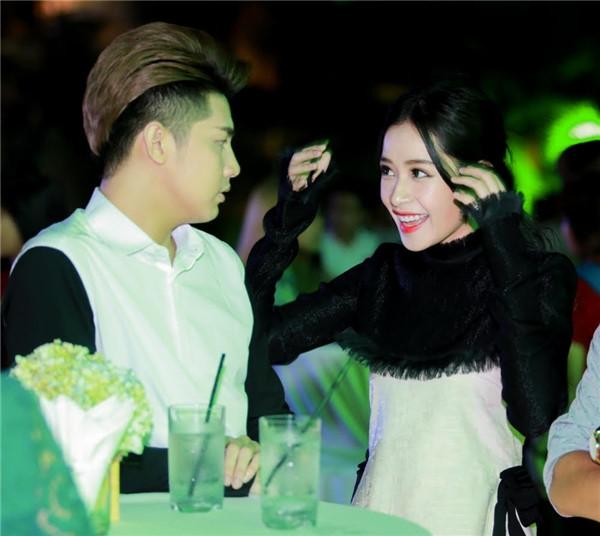 Tôi biết Chi Pu nuôi ước mơ, cảm xúc trở thành ca sĩ từ rất lâu - Noo Phước Thịnh.