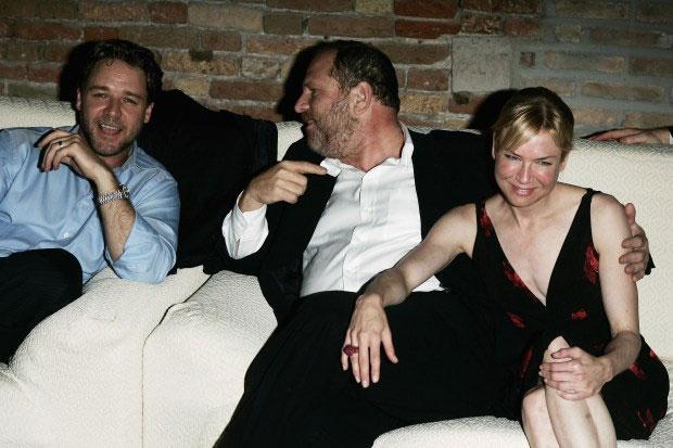 Harvey Weinstein đã đưa nhiều diễn viên thành ngôi sao.
