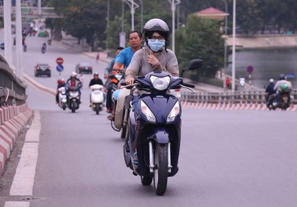 Sang tuần sau, người dân Hà Nội sẽ đón đợt không khí lạnh mạnh. Hình minh họa