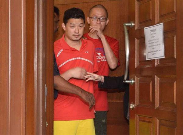 HLV Huang Qiang tại tòa hôm 11/10. Ảnh: NST.