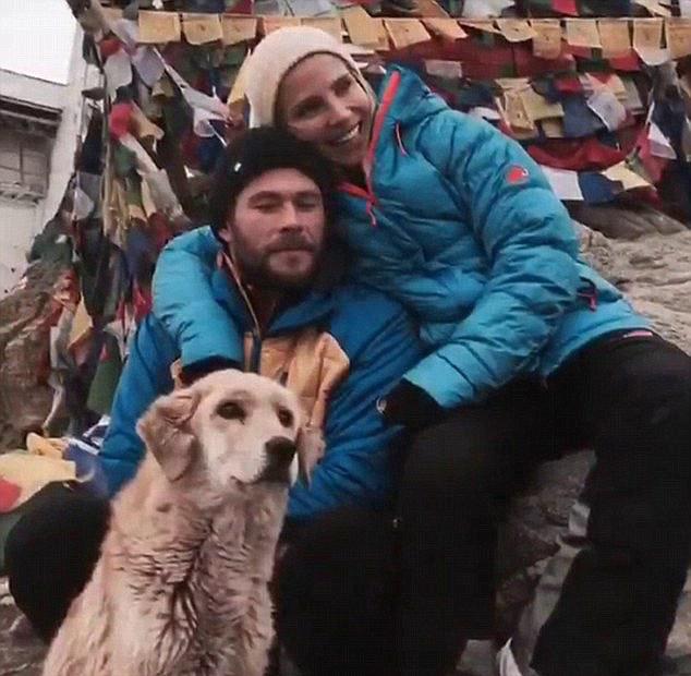 Chris Hemsworth được vợ cứu mạng khi leo núi Himalaya