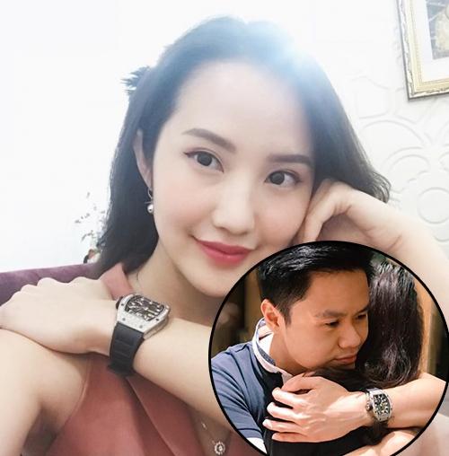 Nhiều bằng chứng cho rằng tình mới của Phan Thành chính là hotgirl Trương Minh Xuân Thảo