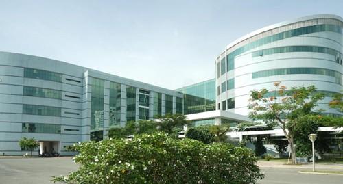 Học viện Cán bộ TP HCM ở quận Bình Thạnh. Ảnh: Học viện Cán bộ.