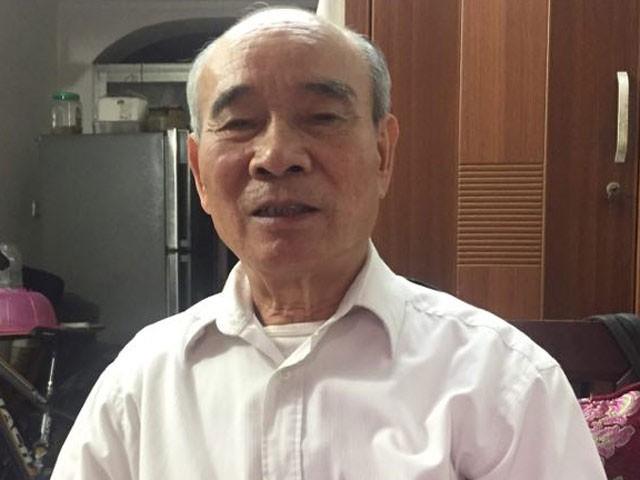 Chuyên gia tâm lý Nguyễn An Chất.