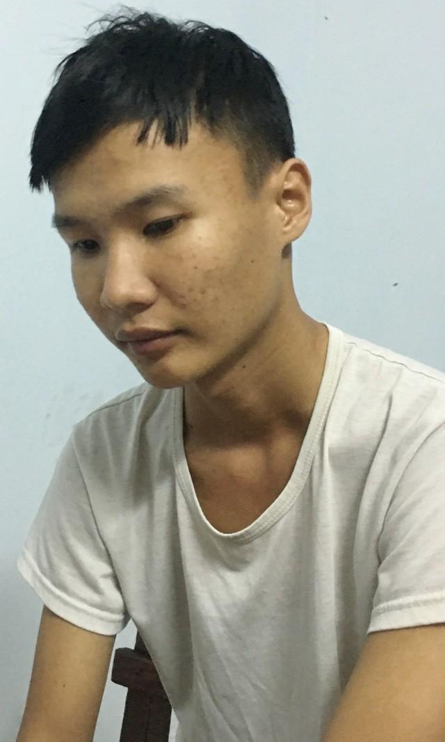 Nguyễn Thanh Tịnh tại cơ quan công an