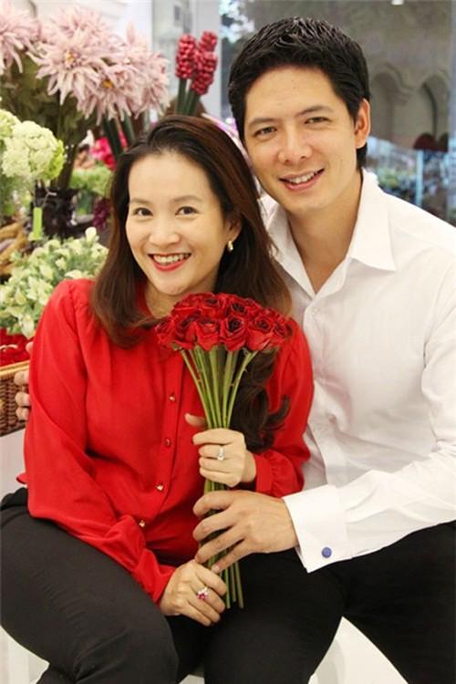 Dù tài giỏi, nhưng Anh Thơ cho biết cô rất ngại khi bị gọi là vợ đại gia của Bình Minh