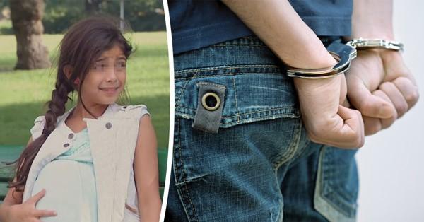 Cậu bé 15 tuổi bị bắt sau khi bạn gái 12 tuổi sinh con