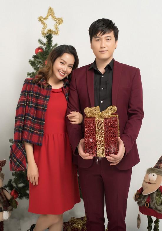 Ca sĩ Ngọc Anh không ngại chụp ảnh chung với bạn trai tin đồn