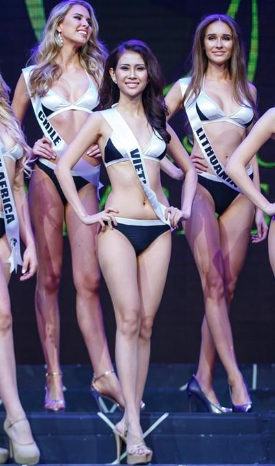 Người đẹp Long An đoạt giải Á hậu Đại sứ Du lịch Thế giới