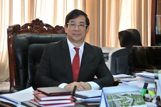 PGS.TS Lương Ngọc Khuê, Cục trưởng Cục quản lý Khám, chữa bệnh, Bộ Y tế.