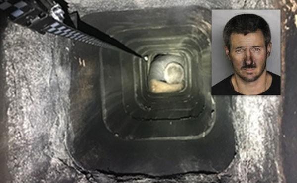 Đi ăn trộm bị kẹt trong ống khói, phải gọi cảnh sát giải cứu