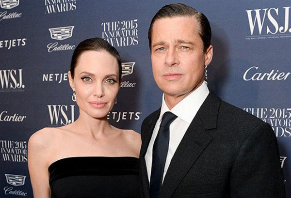 Hành động này cho thấy vì lợi ích của các con Angelina và Brad đã tìm được tiếng nói chung.