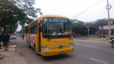 Ngay sau khi gây tai nạn, tài xế xe buýt đã rời khỏi hiện trường