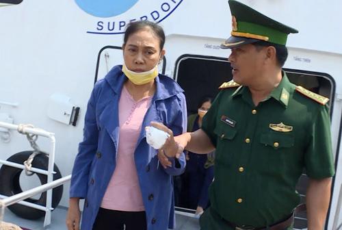 Sức khỏe của các nạn nhân đều ổn định, riêng bà Hoa do bị tai nạn xe máy nên được đưa đến bệnh viện chăm sóc. Ảnh: Hiếu Nguyễn