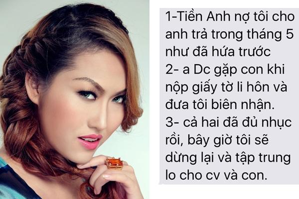 Bảo Duy tiết lộ tin nhắn Phi Thanh Vân từng gửi cho anh, thỏa thuận về việc trả nợ và điều kiện để được gặp con.