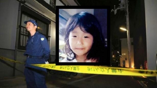 Bé gái Ikuta Mirei, học sinh lớp 1, bị bắt cóc và sát hại ở thành phố Kobe. Ảnh: AsiaonlineNews.