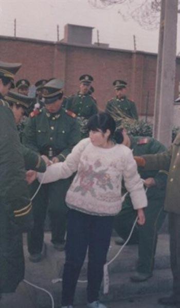 Liu đã chịu án tử hình sau bao nhiêu năm chịu đau đớn.