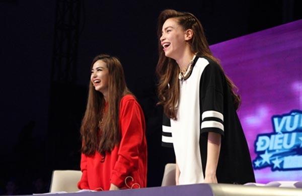Lý Quí Khánh tiết lộ Minh Hằng và Hồ Ngọc Hà không thân cũng không ghét nhau.