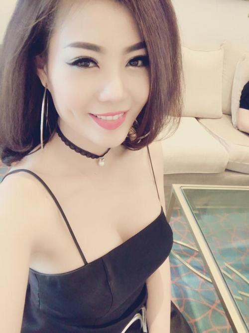 Thanh Hương (Hương Voi) thủ vai con gái ông trùm trong Người phán xử.