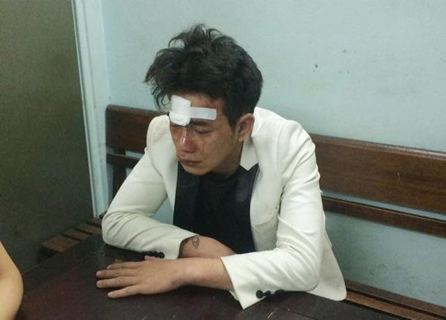 Nguyễn Duy Linh thời điểm mới bị bắt.