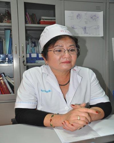 BS Lê Thị Kim Dung