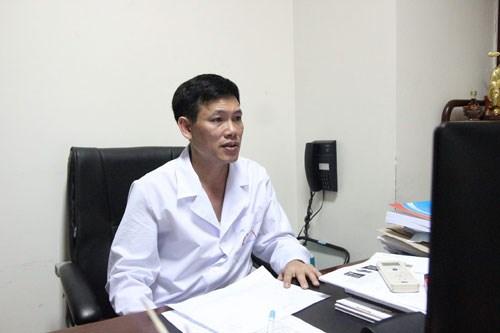 BS Tường cho biết hiện có không ít người còn chủ quan với những biểu hiện bệnh.