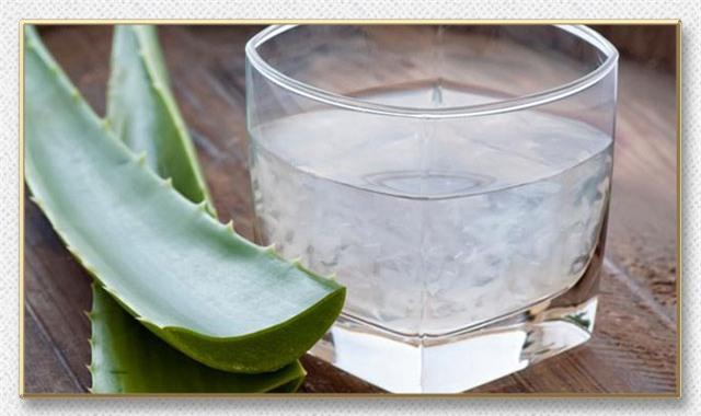 nước nha đam đường phèn