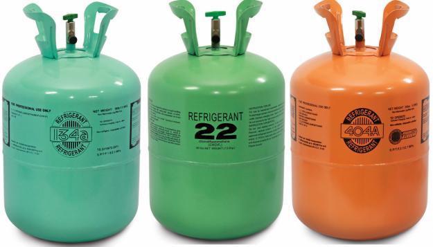3 loại gas phổ biến trên thị trường.