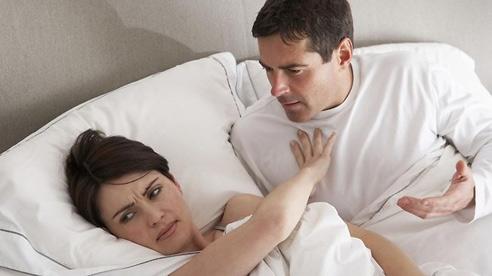 Gần gũi chồng bắt đầu trở thành nỗi ám ảnh