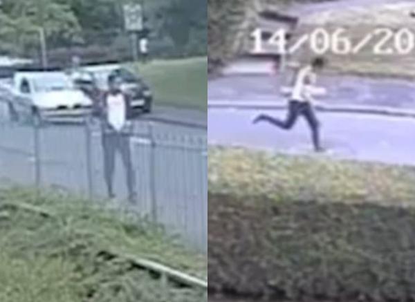 Kẻ tình nghi là tội phạm tấn công tình dục các bé gái ở Anh.