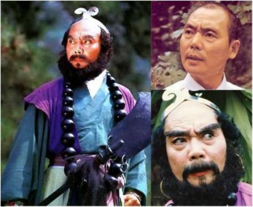 Diêm Hoài Lễ vừa đóng vai chính Sa Tăng và vai Ngưu Ma Vương