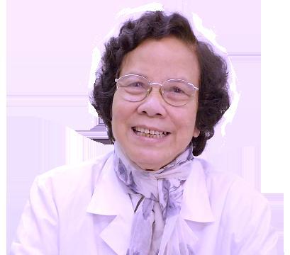 PGS.TS.BS Phạm Thị Thu Hồ - Nguyên trưởng khoa tiêu hóa bệnh viện Bạch Mai, Chủ tịch Hội tiêu hóa Hà Nội