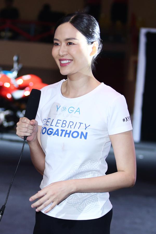 Thu Thủy là Hoa hậu Việt Nam 1994. Sau 23 năm, chị khiến nhiều người trầm trồ thán phục vì gương mặt không có nhiều thay đổi so với trước, vẫn rất trẻ trung.