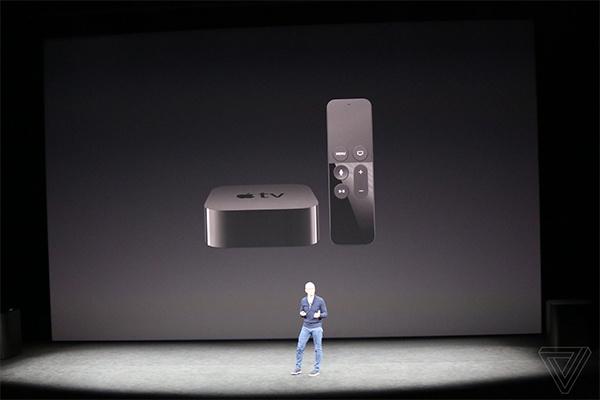 Apple TV nâng cấp 4K và HDR.