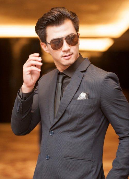 Hà Việt Dũng từng đoạt giải Đồng Siêu Mẫu Việt Nam năm 2010