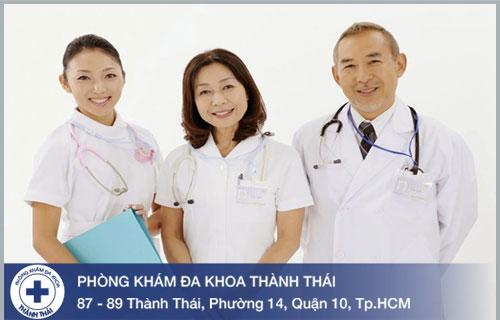 Đội ngũ y bác sỹ tay nghề cao tại Đa Khoa Thành Thái