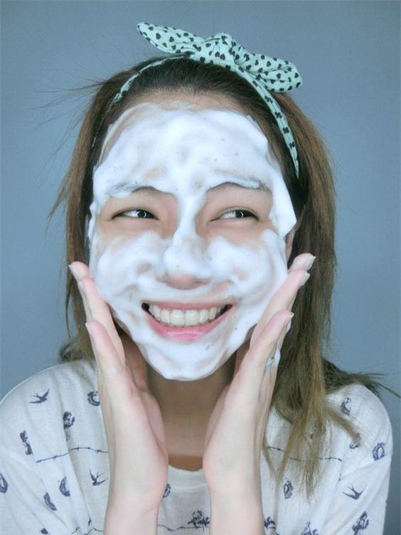 Làm sạch da là quy trình không thể thiếu mỗi ngày