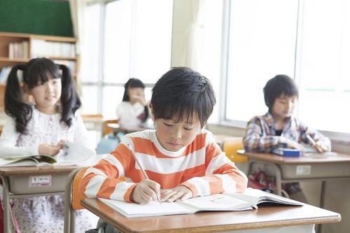 Trường học Nhật Bản không phân loại học sinh theo khả năng.