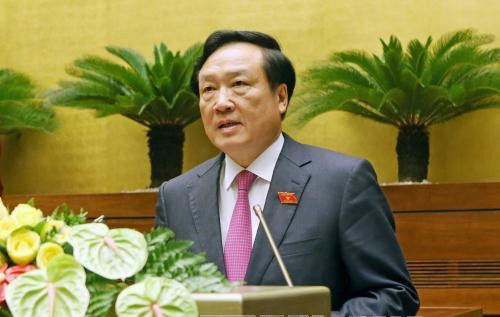 Chánh án Nguyễn Hoà Bình