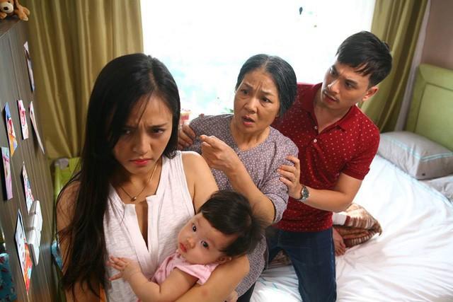 Dù mới sinh con mà người vợ trẻ cũng không được nghỉ ngơi, vẫn đau đầu chuyện trả nợ thay chồng. (Ảnh minh họa)
