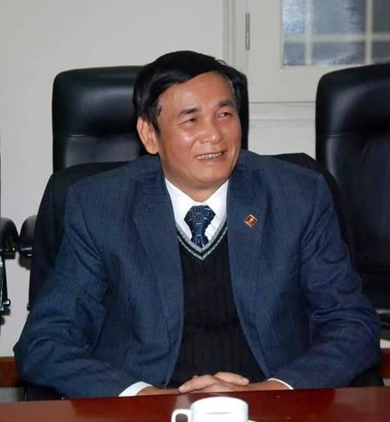 Ông Lê Quốc Hạnh (Nguyên Trưởng Phòng Quản lý Đào tạo, Trường Đại học Hà Nội).