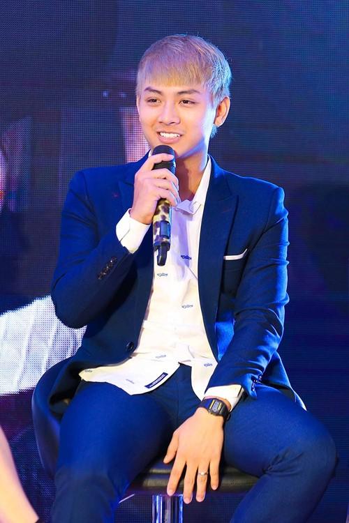 Ca sĩ Hoài Lâm rất tự tin với vai chính Khôi trong phim Yêu em bất chấp