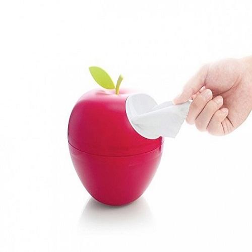 Quả táo cắn dở theo bạn đến mọi nơi.