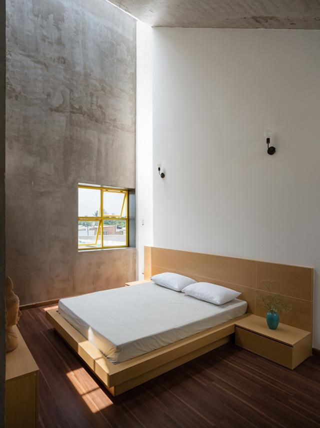 Phong cách tối giản tiếp tục được áp dụng mang đến sự thanh thoát cho các phòng.